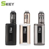 Wholesale Electronic Cigarette 4ml - Aspire Speeder Starter Kits 220w fit Dual 18650 Speeder Mod and 4ml Athos Tank Aomizer with 0.3 0.16ohm Coil Electronic Cigarettes
