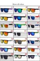 gafas de sol de marca dhl al por mayor-en stock Brand Designer Spied Ken Block Helm Gafas de sol Moda Deportes Gafas de sol Oculos De Sol Gafas de sol Eyeswear Unisex DHL libre