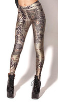 Wholesale Middle Earth Leggings - Wholesale- BL-099 2015 woman brand clothes digital printed Pants MIDDLE EARTH MAP LEGGINGS fashion HOT2017