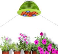 par38 ışık arttırır toptan satış-12 W 24 W Led Büyümek Işık E27 PAR38 Topraksız Sera için Led Bitki Büyümek Ampul Sera AC85-265V