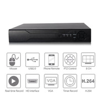 Wholesale 8ch Hybrid Dvr - LS-H8 hot 2mp 8ch 3 in 1 ahd hybrid dvr ahd Support Motion Detection Alarm and Email Alarm Special Features ahd dvr ANN