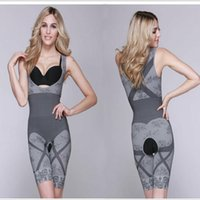 Wholesale Magic Panties - Wholesale- Bamboo Fiber Magic slimming waist cincher underwear ,body shaper suits Pants Bra Bodysuit Body Shaping,Panties,camisole