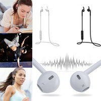 Cell Phones blasting wire - Blast Movement Bluetooth Headset Bluetooth Sport Wireless Headphones Headset Sweatproof For Call Microphone