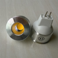 Wholesale Dimmable Mr11 Led Bulb - 5pcs lot Dimmable GU5.3 MR11 3W COB LED Light Energy Saving Spotlight Bulbs Cold White Warm White