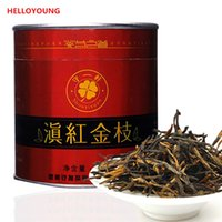 AAAAA organic canned food - C HC002 China Yunnan exquisite canned tea Dianhong Black tea buds War and early spring loose cha Fengqing good organic food