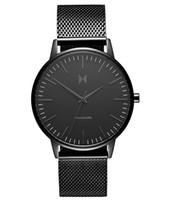 Wholesale Gold Thin Mens Watch - Mens Watches Top Brand Luxury Men Stainless Steel Wristwatches Ultra Thin Dial Clock Women Lovers Men Quartz-Watch erkek kol saati