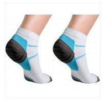Wholesale Foot Pains - 500Pairs High Quality Foot Compression Socks For Plantar Fasciitis Heel Spurs Pain Casual Sock For Men And Women