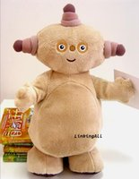 Wholesale Garden Night Toy Kids - Wholesale-Best quality 30cm BBC In the night garden plush toy makka pakka movie doll stuffed toys for children kids