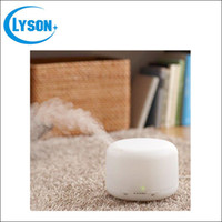 Wholesale Wholesale Home Fragrance Oil - Home Anself 500ml Large Ultrasonic Aroma Diffuser Fragrance Sprayer Office Purifier Essential Oil Diffuser with Colorful LED
