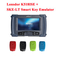 Новый прибывший Lonsdor K518ISE Key Programmer Plus SKE-LT Smart Key Emulator с настройкой одометра для всех