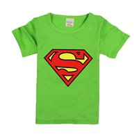 Wholesale Children S Christmas Tops - summer baby boy t-shirt short sleeved girl tops fashion clothes children clothin new