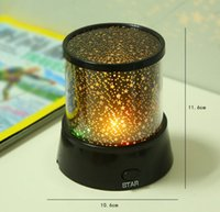 lamp led cosmos prices - LED Projecting lamp Romantic cosmos moon star projector LED starry night sky light lamp Christmas gift Best children toys
