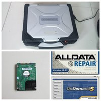 Wholesale Cf Data - Auto car repair software V10.53 all data Alldata and Mitchell on Demand 2015 1tb hdd in cf-30 toughbook 4gb