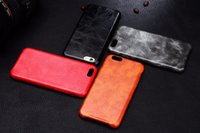 Wholesale Phone Accesories Wholesales - Luxury coque phone Case for iphone 6 6S Retro Vintage PU Leather with PC hard back cover capa funda telefoon hoesjes accesories