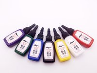 Wholesale Outline Ink - Wholesale-3 Bottles Of Black Tattoo Ink 1 2 OZ Bottle Free Shipping  Pigment Outlining Ink 7 Colors Can Be Choose