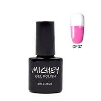 Wholesale Gel Unhas - Wholesale- 2016 New brand MICHEY uv color unhas de gel nail polish chameleon esmaltes vernis semi permanent de color change uv nail polish