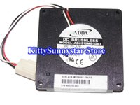 Wholesale Hp Case Fan - ADDA AB0512MB-GB3 12V 0.08A 3Wire for HP 485350-001 Cooling Fan