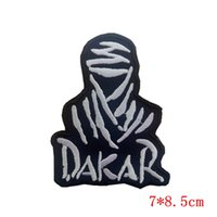 Wholesale Rally Accessories - Dakar rally,game of the brave,embroidered iron on patch Free shipping