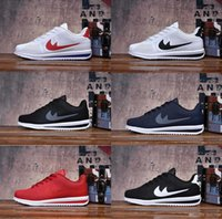 Wholesale Ultra Moire - 2017 hot new free drop shipping cortez shoes mens womens running shoes sneakers, cheap athletic original cortez Ultra Moire walking shoes