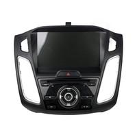 ford focus construído gps venda por atacado-Alta qualidade 9 polegadas Andriod 5.1 Car DVD player para ford Focus com GPS, controle de volante, Bluetooth, rádio
