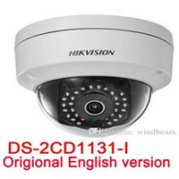 Wholesale Dome Wireless - English version DS-2CD1131-I replace DS-2CD2135F-IS DS-2CD2135F-IWS 3MP network mini dome cctv camera POE IP camera H.264+