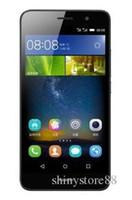 mtk6735 2gb toptan satış-Huawei Enjoy 5 4G LTE Cep Telefonu MTK6735 Quad Core Android 5.1 1.3 GHz 2 GB / 16 GB 5.0