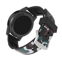 ingrosso cina s3-Nuovo cinturino sportivo in silicone per Samsung Gear S3 di ricambio colorato di serie, spedizione gratuita made in China