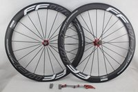 Wholesale FFWD fast forward F5R carbon bicycle wheels mm basalt brake surface clincher tubular road cycling bike wheelset Novatec powerway Hubs