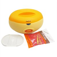 Wholesale Hands Paraffin Baths - Professional Paraffin Wax Warmer Pot 2200ML With 300G Wax Bean For Thermal Paraffin Bath Heat Therapy Face, Hand, Foot & Hair Removal