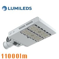 Wholesale Polish Station - 100W SMD 3030 Meanwell Driver 100-277VAC Outdoor Road Area Lighting LED Shoebox Light Retrofit for Gas Station Playground Parking Lot