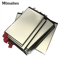 Wholesale Lit Digitizer - 100pcs A+++ LCD Backlight Film Replacement For iPhone 5 5S 5C 6G 6plus Back light Display Digitizer Touch Screen Repair Parts Refurbishment