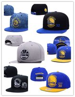 Wholesale ball state cap - Top Fashion Latest gorras! 9 Style Sport MVP-Curry Brand Cheap Golden State Snapback Caps,Hip-Hop Men Women Baseball Hat Free Shipping