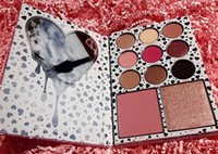 Wholesale Eyeshadow Platte - Newest Kylie I want it all Eyeshadow Kylie I want it all blush 11 colors eyeshadow platte DHL free shipping