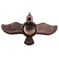 2017 Fidget Spielzeug Gold <b>Eagle Shaped</b> Hand Spinner Metal Finger Stress Spinner für ADHD ADD Kid Adult Geschenk