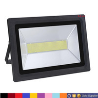 Wholesale 15w Flood Light - Hot Sell LED floodlights 15W 30W 60W 100W 150W 200W SMD Led chips SMD4014 Flood Garden light for outdoor lighting waterproof landsacpe lamp