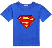 Wholesale children t shirt baby boys clothes summer short sleeve for kids children clothing summer new