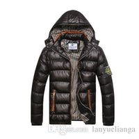 Wholesale Luxury Men Winter Jacket - 4 Photos 2017 Luxury 2211 Brand anorak men winter jacket men Winter Jacket High Quality Warm Plus Size Man Down and parka anorak jacket