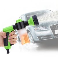 Wholesale Wholesale Water Spray Gun - 2016 Hot Sale Car Washing Foam Water Gun Car Washer Portable Durable High Pressure For Car Washing Nozzle Spray Free Shipping