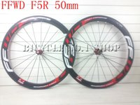 Wholesale race wheelset - 2018 new T1000 3K UD 700C 38mm 50mm 60mm 88mm depth FFWD F4R F5R F6R F8R carbon road wheels racing bike wheelset bicycle taiwan made
