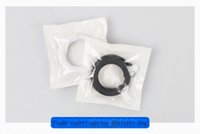 Wholesale Adult Mens Sex Toys - 2 LOT Mens Cock Penis Rings For Delay Spray Ejaculation Sex Toys Adjustable Size Time Delay Solve Pseudo Phimosis Adult Products