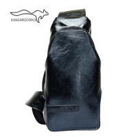 Wholesale Ladies Leisure Backpacks Brown - 2017 factory direct leisure men's breasts new shoulder diagonal cross package chest backpack