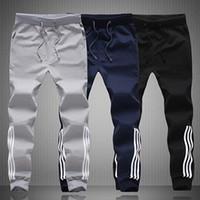Wholesale Harem Dancing Pants Wholesale - Wholesale-Men Autumn Pants Harem Hip Hop Dance Male Hooded Trousers Whole sale