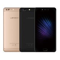 Wholesale Dual T5 - LEAGOO T5 Android 7.0 4GLTE 5.5inch Smartphone MT6750T Octa Core 4GB RAM 64GB ROM Dual Back Camera 13MP Front Fingerprint