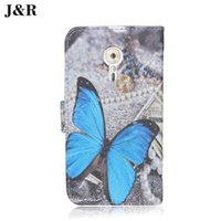 Wholesale Iphone Vibe Case - For Lenovo VIBE Z2 Pro Case Wallet Style PU Leather Case for Lenovo K920 VIBE Z2 Pro with Stand Function and Card Holder