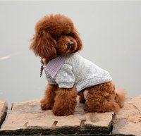 Wholesale The new variety of color warm fleece has brought the sweater for Teddy by Factory direct sale
