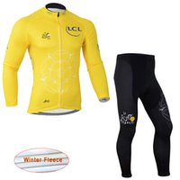 Full Breathable Unisex Cycling Jersey set Winter thermal fleece bike  maillot Ropa Ciclismo quick dry Bicycle 37ac362e1