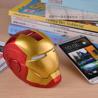 Universal spiderman mobile - spiderman bluetooth speakers portable bluetooth EDR speaker for smart phones tablet ipod pc SD TF Card mm AUX port FM play