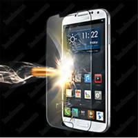explosionsgeschützte displayschutzfolien großhandel-Explosionsgeschützte 9H 0,3 mm Displayschutzfolie aus gehärtetem Glas für Samsung Galaxy Mega 6,3 i9200 i9205 i527 Mega 5,8 i9152