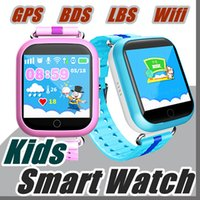 Q750 Bluetooth Smartwatch con WiFi GPS AGPS LBS BDS per iPhone IOS Smart Phone Android Wearable Orologio Smart Watch Orologio Q-BS