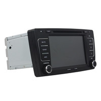 Wholesale Dvd For Skoda Octavia - 8inch HD screen Andriod 5.1 Car DVD player for SKODA OCTAVIA 2012 with GPS,Steering Wheel Control,Bluetooth, Radio